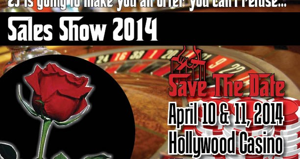 sales show 2014 save the date