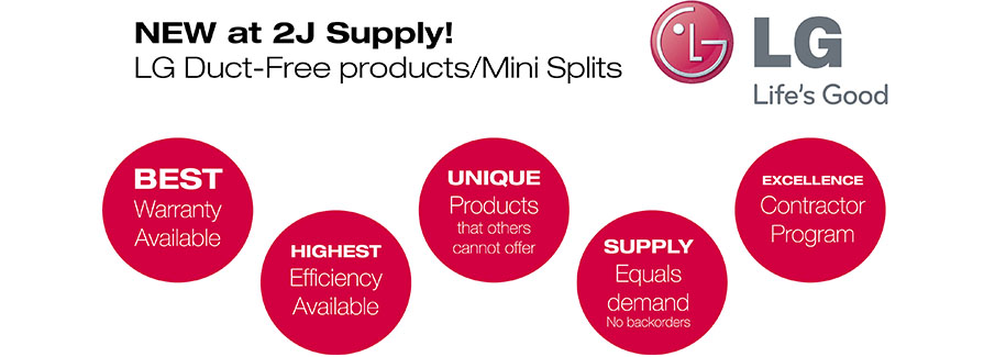 LG mini splits header 2014