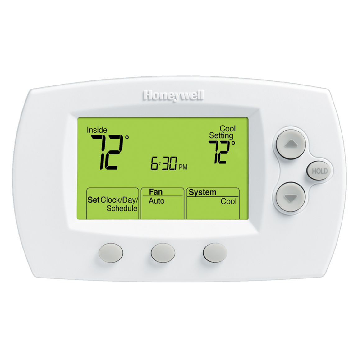 Honeywell FocusPRO 6000 Series Thermostat