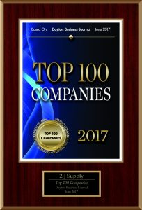 2j supply dbj top 100 award